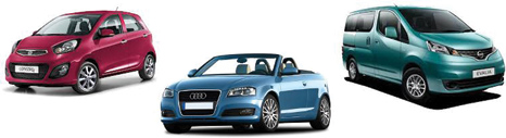Car rental Rhodes
