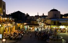 Rhodes nightlife guide
