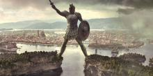 Game of Thrones' Titan of Braavos is a tribute to the Colossus of Rhodes